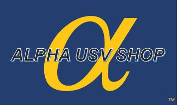 Alpha USV Shop-Logo